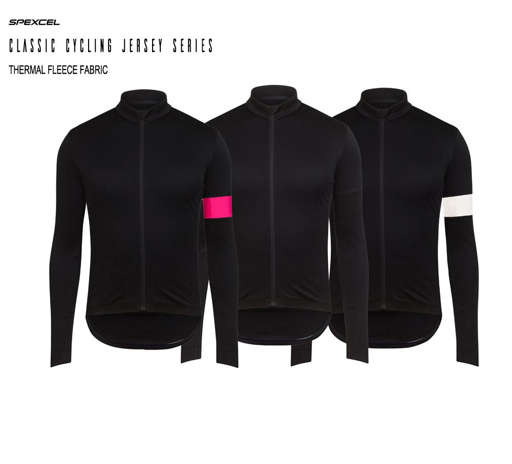 Classic Jerseys Jacket Winter 2017 Thermal Fleece Tight Cycling Jersey Long  Sleeve For Spring Top Quality Bicycle Jacket Drop Ship Reflective Cycling  ... 25986c9c2