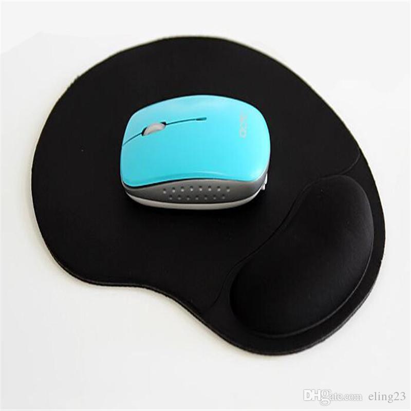 2017 high quality hot deft design MP-25 soft green grey pink black mouse pads computer wrist rests