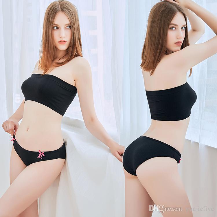 2019 Moq Yun Meng Ni Sexy Underwear Hot Young Girls Briefs Breathable Cotton Women Panties Lingerie From Yunjiefive 5 49 Dhgate Com