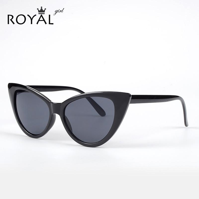 4abfe5d167 Wholesale ROYAL GIRL Super Popular Sexy Mod Chic Cat Eye Sunglasses Women  Inspired Sun Glasses Shades Ss048 Cheap Designer Sunglasses Sunglasses From  Huteng ...