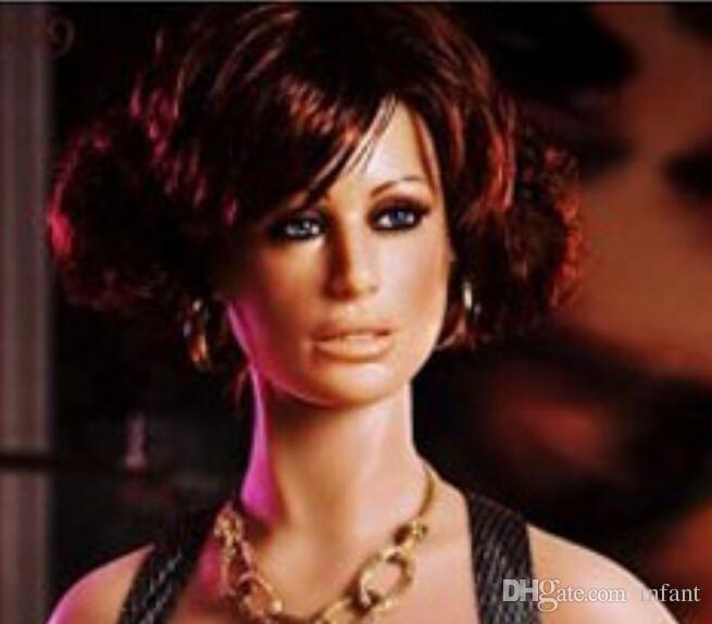Bambola gonfiabile poupées d'amour Gonflable Love_Sex Doll Fatima Fong sexy shop