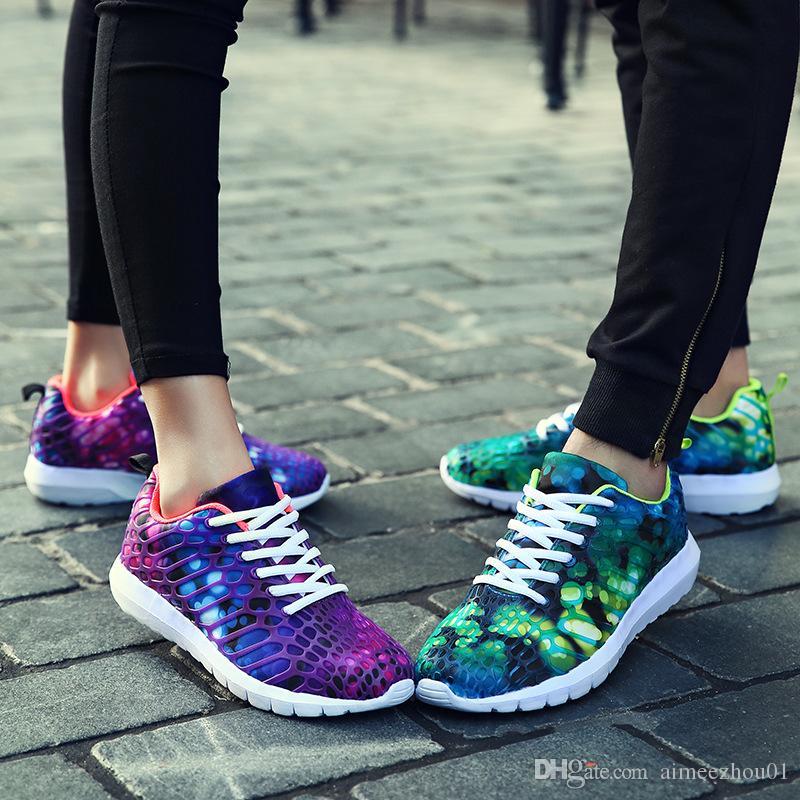 eab2bb065eb Compre Nuevos Niños Zapatos Para Correr Hombres Zapatos Deportivos Masculinos  Mujeres Al Aire Libre Hombre Atlético Mujer Mujer Niños Zapatillas Con ...