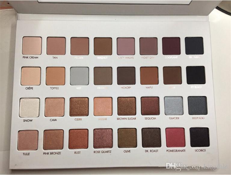 Rabatt-Preis LORAC begrenzte Ausgabe Feiertags-Mega PRO Paletten-Augen-Schatten 32 Farben-Verfassungs-Pro 3 dropshipping freies shpipping DHL