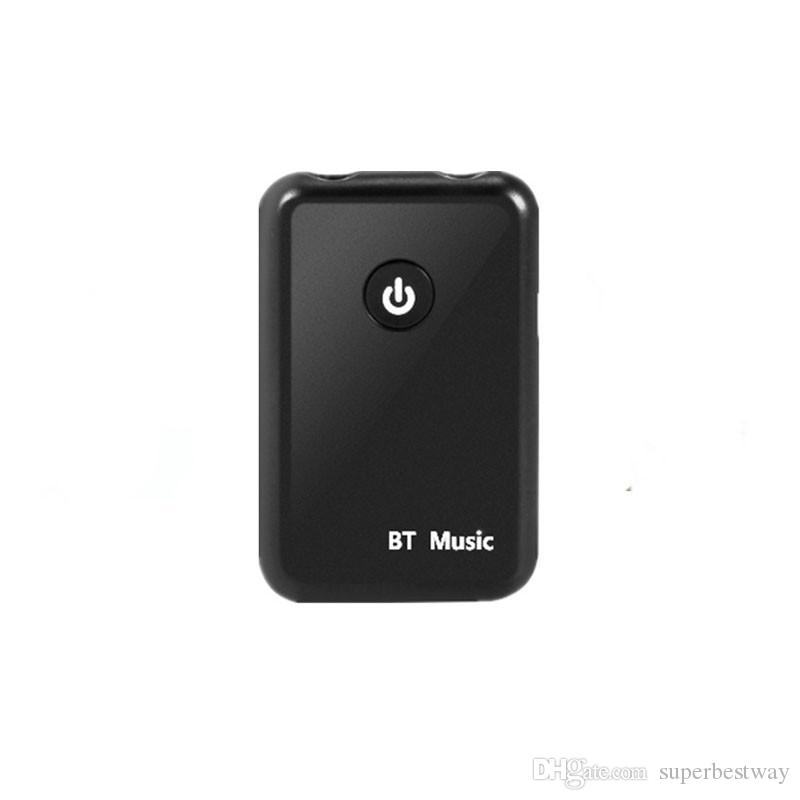Bluetooth V4 2 Transmitter/Receiver 2-in-1 Wireless 3 5mm Audio Adapter  APT-X HD Sound Quality Lossless Transmission BT Music OTH123