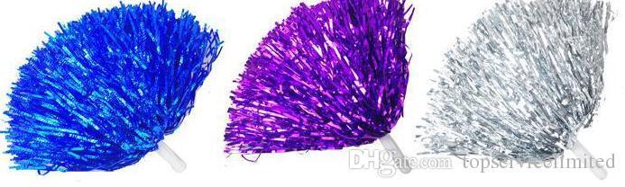 25G цвет мяч болельщики аэробика квадратный танец церемония открытия провозгласил ура помпон, болельщик продукты