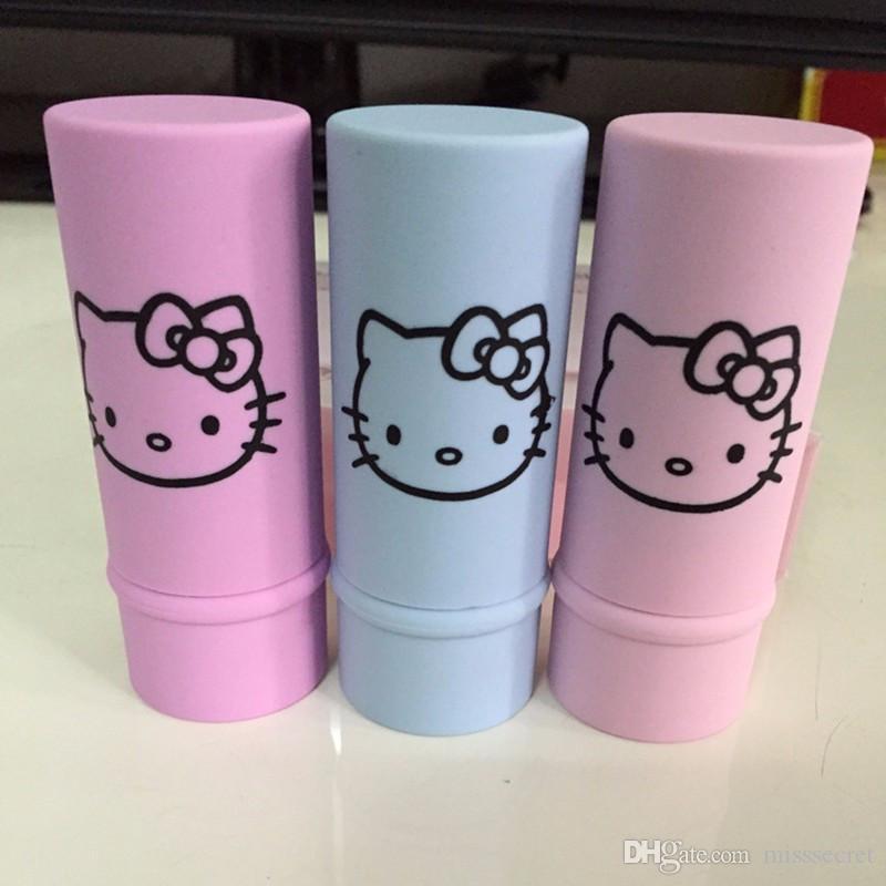 Hello Kitty Brush Face Foundation Powder Brushes Cosmetic Cute Cartoon Yellow Duck Brush Makeup Brush Protable Makeup Tools