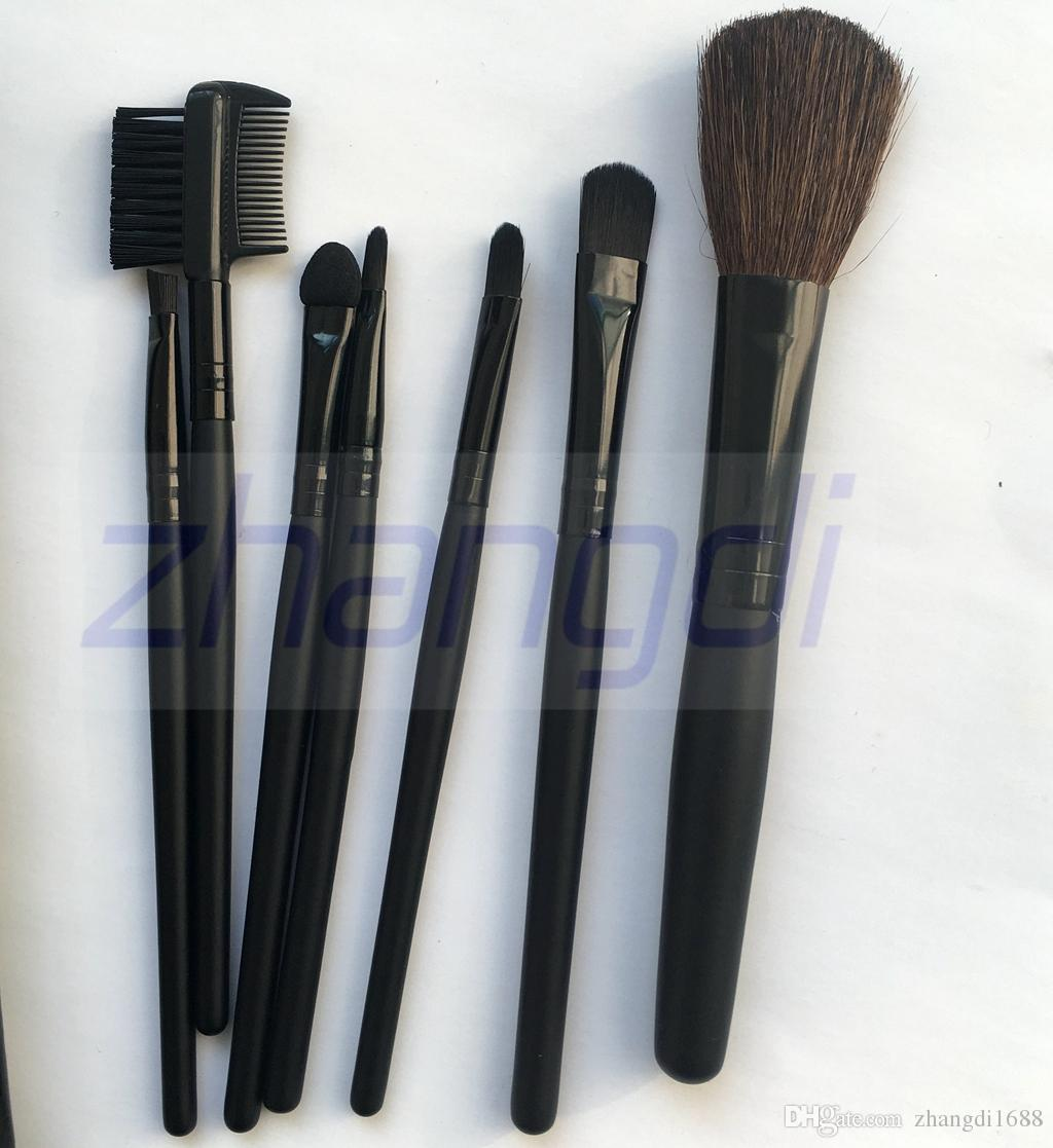 epacket china Post!Good quality hot sales Set& kits portable makeup tools Makeup brush HZS004-070