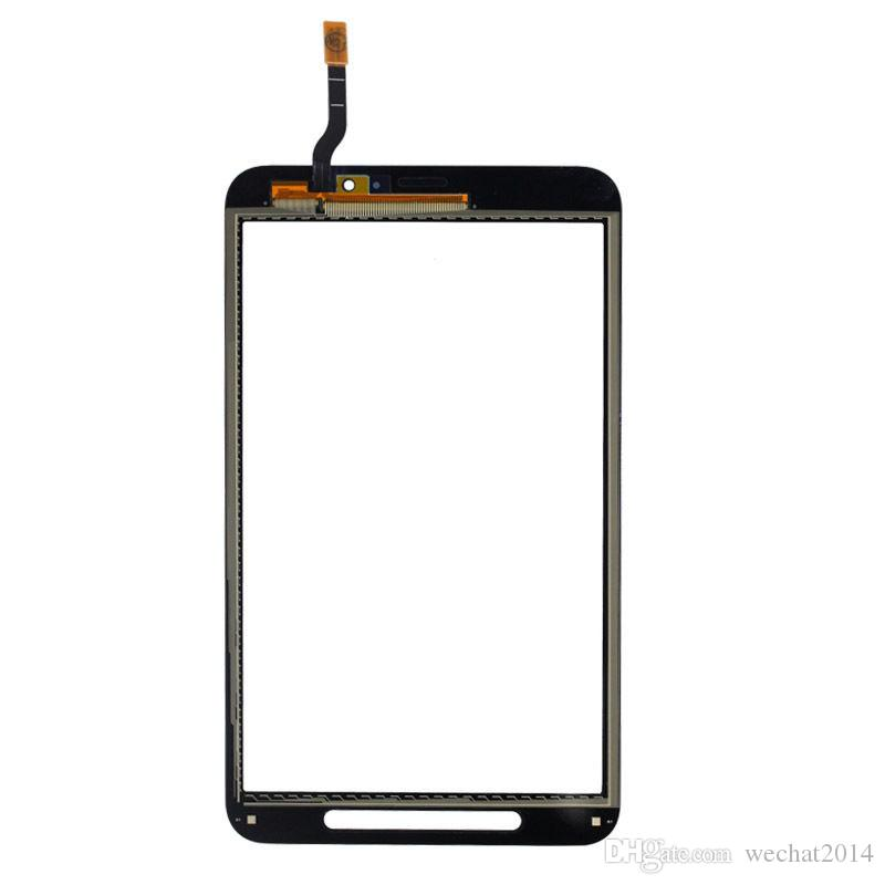 Touch Screen Digitizer Glass Lens con nastro adesivo Samsung Tab A 7.0 T285 Tab E Active 8.0 T360 DHL libero