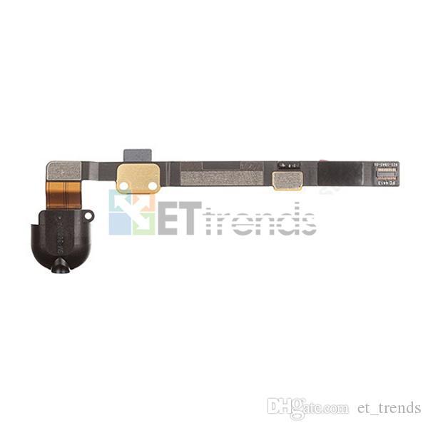 Orijinal Yeni Evrensel Ses Flex Kablo için iPad Mini 2 / Mini 3 Onarım Parçaları Siyah / Beyaz DHL Ücretsiz Kargo AD0090