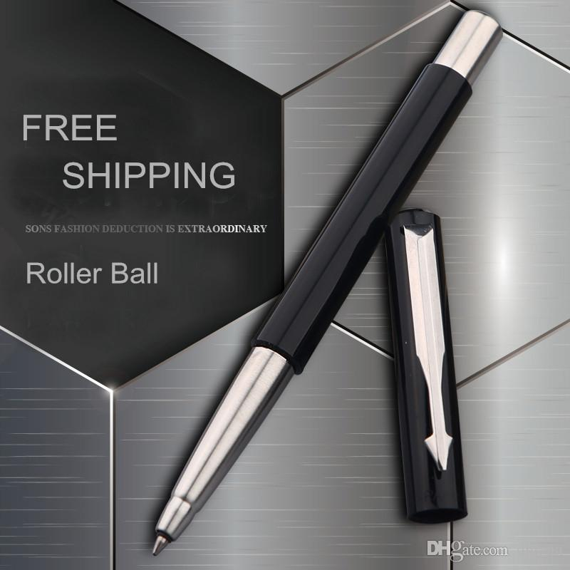 Free Shipping Parker Roller Ball Pen School Office Suppliers Multi Color Signature Ballpoint Pen Fast Writing Pens Stationery Best Gift
