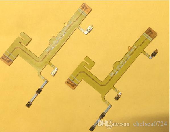 Volume original Bouton d'alimentation Flex câble ruban pour Nokia Lumia 625 Pièces de rechange de remplacement N625