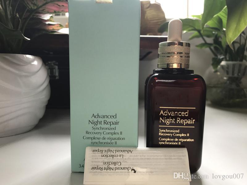 idratante sbiancante Crema viso anti-età la cura della pelle Advanced Night Repaire Syncronized Recovery Riparazione 50ml 100ml dhl