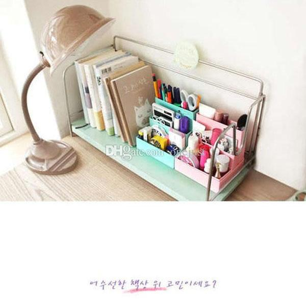 DIY Fold Board Paper Organizer Storage Box Makeup Cosmetic Stationery Decor E00153 ONET