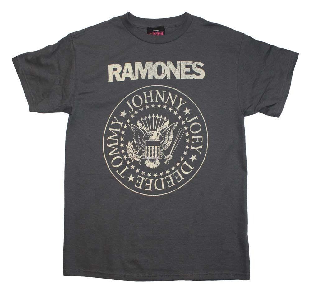 01 Entertainment Hombre Neck Del Bravado O Summer Camiseta Bstdhgate02 Cotton Compre Gris 11 Distressed Crest Dhgate A Ramones xnZFxvq06