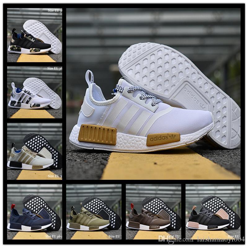 best service e119d beb6f 2017 Original NMDXR1 PK Running Shoes Cheap Sneaker NMD XR1 Primeknit OG  PK Zebra Bred Blue Shadow Noise Duck Camo Core Black Fall Olive NMD XR1  Running ...
