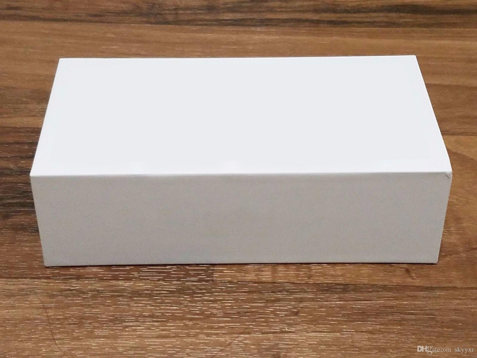 New Empty Retail Boxes for iphone 5 5s SE 5c 6 6s 7 plus Mobile phone box for samsung Galaxy S4 S5 S6 S7 Edge Plus