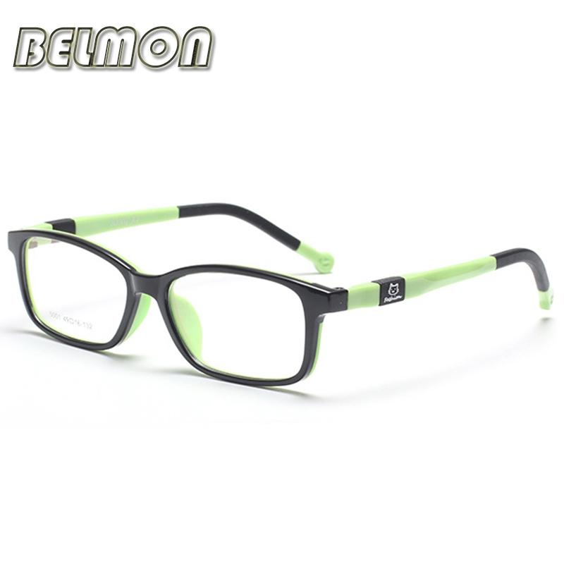 3366d7be745 Wholesale- Fashion Kids Student Spectacle Frame Children Myopia ...