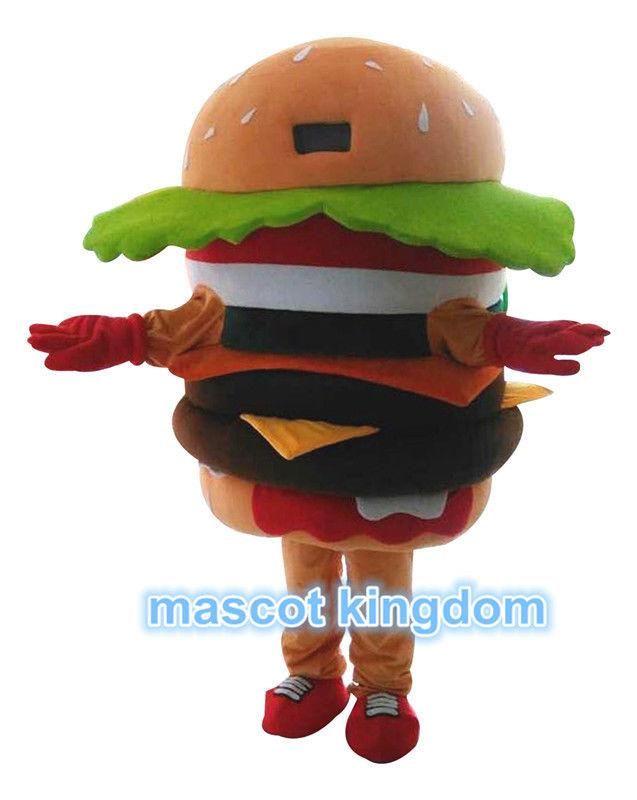 hot best hamburger mascot costume outfit epe adult size halloween costumes adults devil halloween costumes from mascotkingdom 27979 dhgatecom
