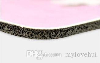 Прямоугольный нескользящей натуральный каучук коврик для мыши Университет Майами футбол коврик для Мыши компьютерные аксессуары офис коврик для мыши подарок