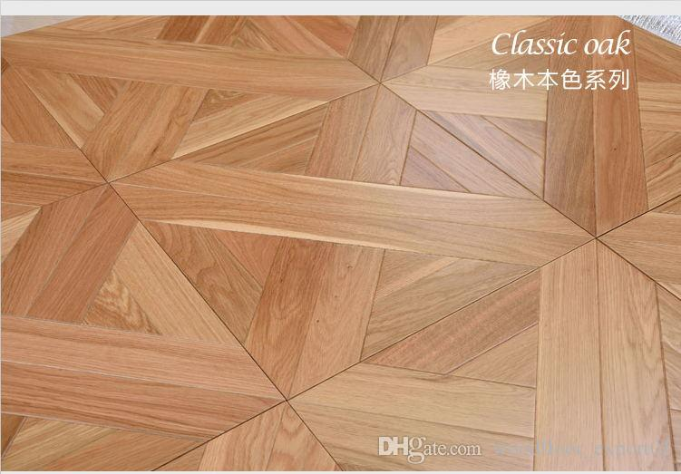 Oak Laminate Flooring Living Room Decor Decal Parquet Walnut Wood Wooden Decoration Decorative Deck Lamin Carpet Cleaning Wall