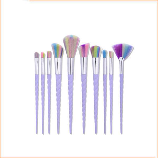 unicorn brush sets. unicorn makeup brushes tech professional beauty cosmetics sets b006 set kits from topelec, $3.52  dhgate.com brush