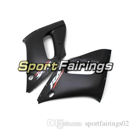 Matte Black Fairings For Yamaha YZF600 R6 98 99 00 01 02 Year 1998 1999 2000 2001 2002 Plastic ABS Motorcycle Fairing Kit Body Frames Covers