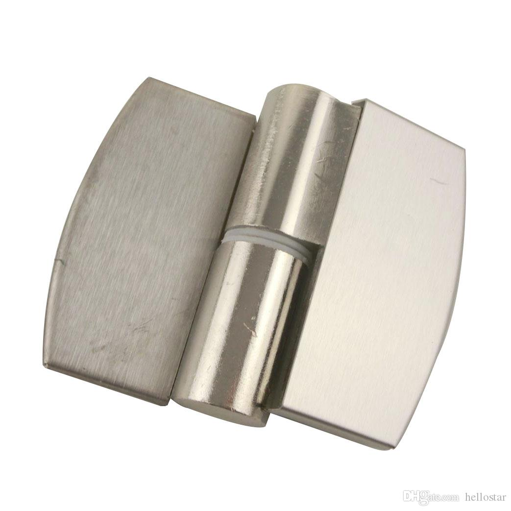Stainless Steel Door Hinges For Jib Door And Folding - Bathroom partition hinges