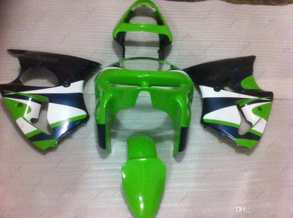 Body Kits Zx6r 1999 Plastic Fairings Ninja Zx 6r 1998 Bodywork For Kawasaki 99 Motorcycle Lower Fairing Part And Accessories From