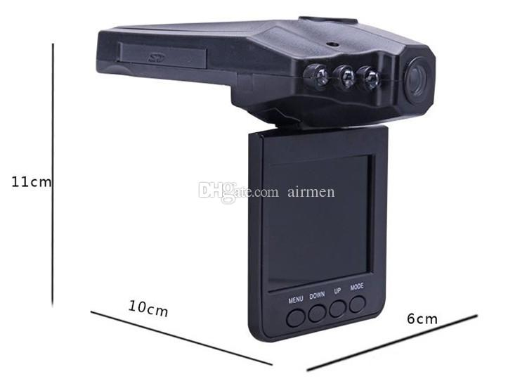 2.5'' Car Dash cams Car DVR recorder camera system black b Vision Veicular Camera dashcam Carcam video Registrator Car DVR
