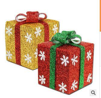 Geschenkbox Weihnachten.Geschenkbox Form Frohe Weihnachten Geschenk Paket Home Urlaub Party Dekorationen Kunststoff Festival Dekor Liefert Geschenk Weihnachten Display