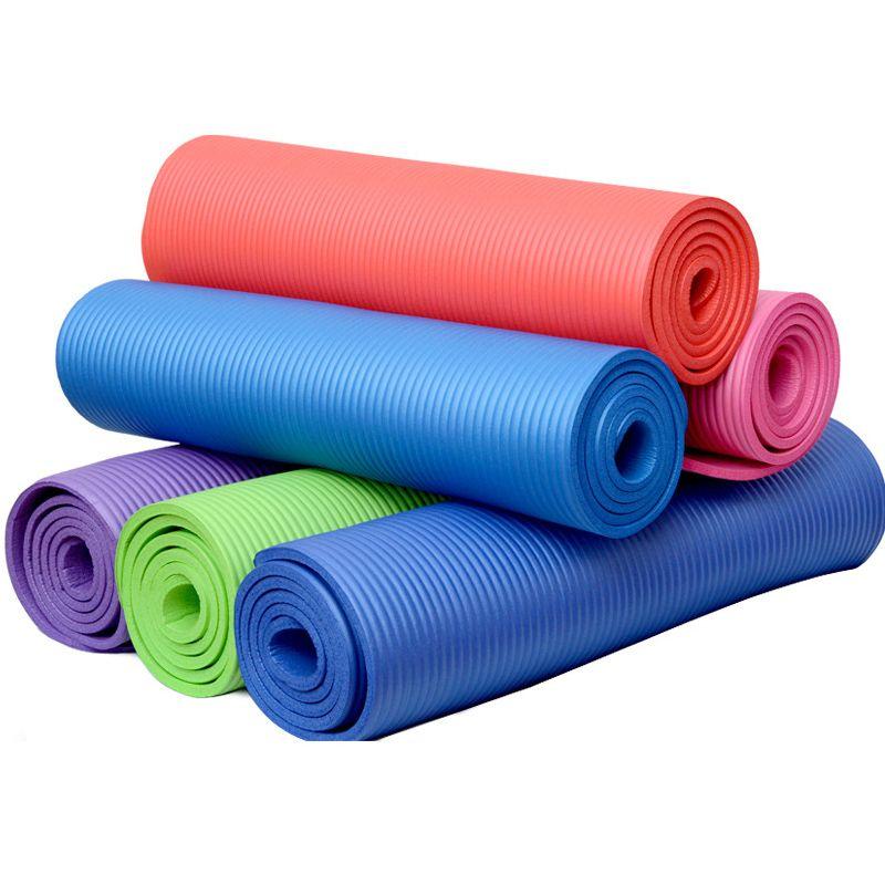 10mm Thick Yoga Mat Berry Blog