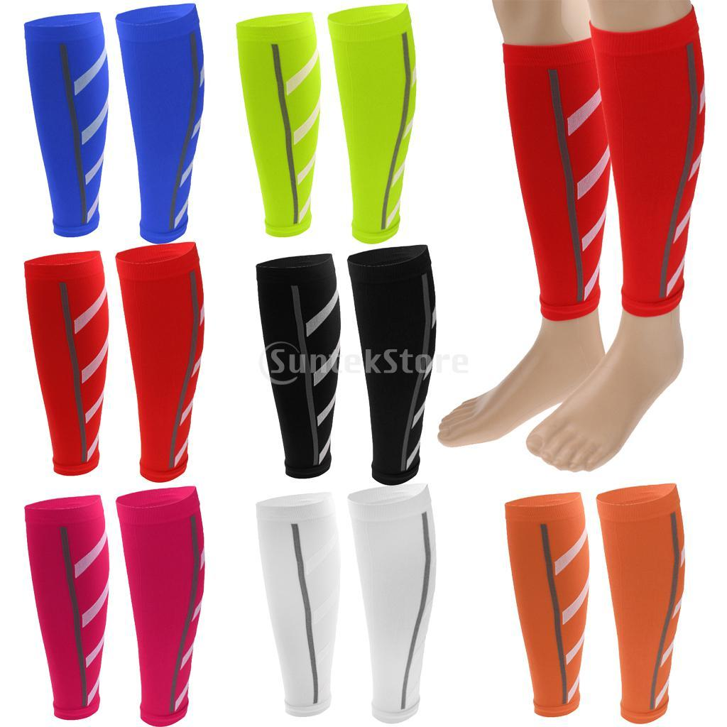 Wholesale Men Women Cycling Leg Warmers Calf Support Shin Guard Base Layer  Compression Running Soccer Football Basketball Leg Sleeve UK 2019 From  Emmanue e591990a9