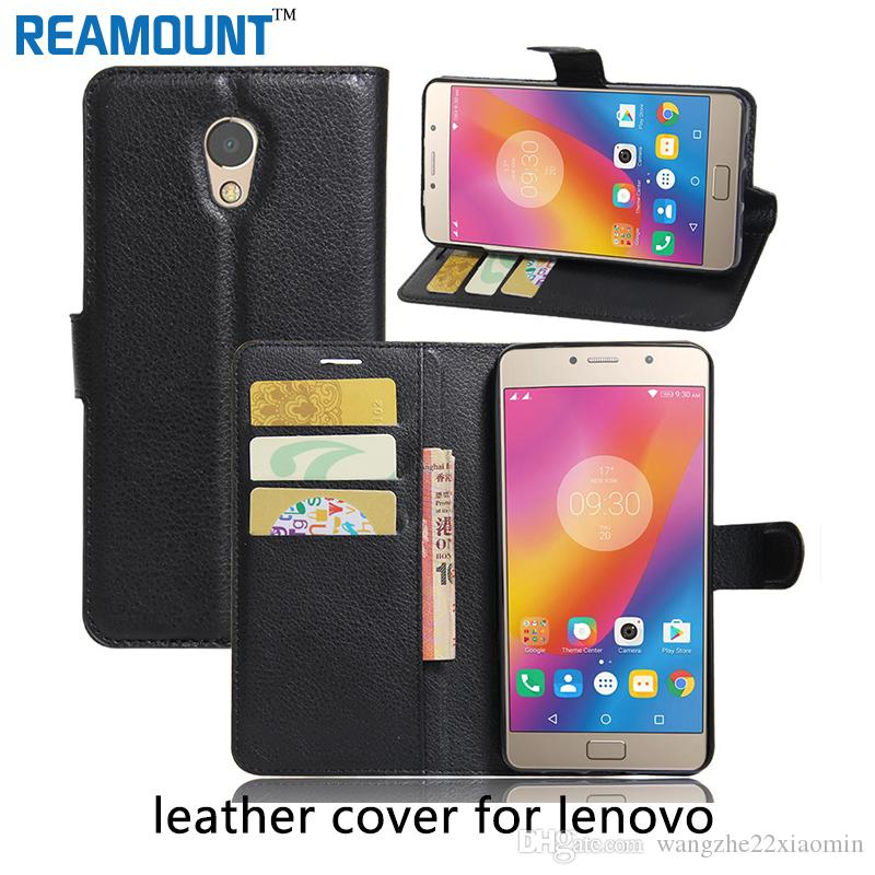 Colorful PU Wallet Leather Case For Lenovo A319 A369 Mobile Phone Back Cover With Card Slot Customized Cell Otter