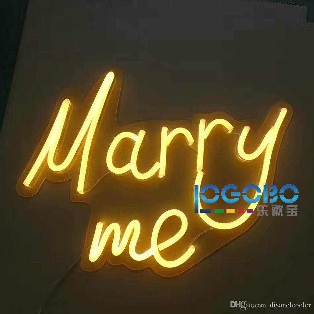 Customise 18 inches x 10 inches vivid merry me smd led flex neon customise 18 inches x 10 inches vivid merry me smd led flex neon rope tube sign personalise letters designs for your special events led neon rope light led aloadofball Images