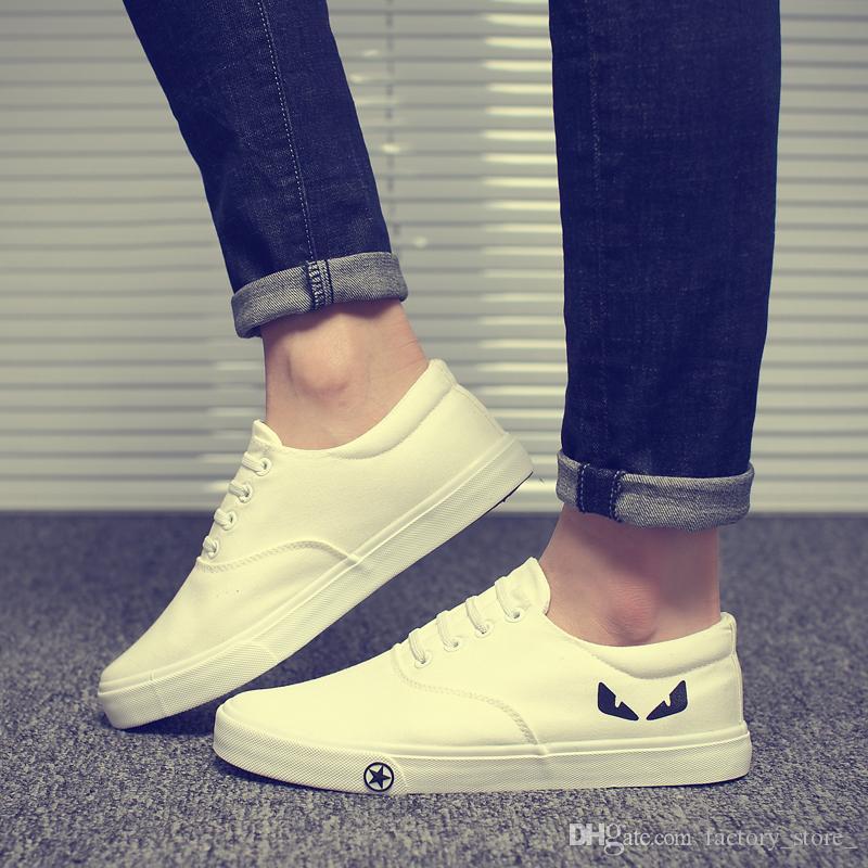 a65478d90504e Compre Designer De Sapatos Casuais Mulher Mens Sapatos De Lona Sapatos De  Luxo Mulher Marca Plana Sapatos Femininos Trepadeiras Sapatos Femininos  Tenis ...