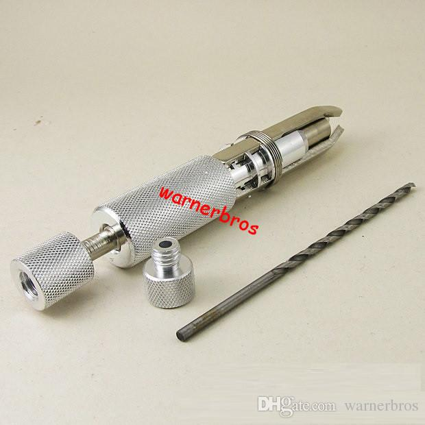 14CM pen shaped Carbon repair device wood herb tobacco smoking pipe cigar metal repair carbon scraper knife cleaning tool shisha hookah