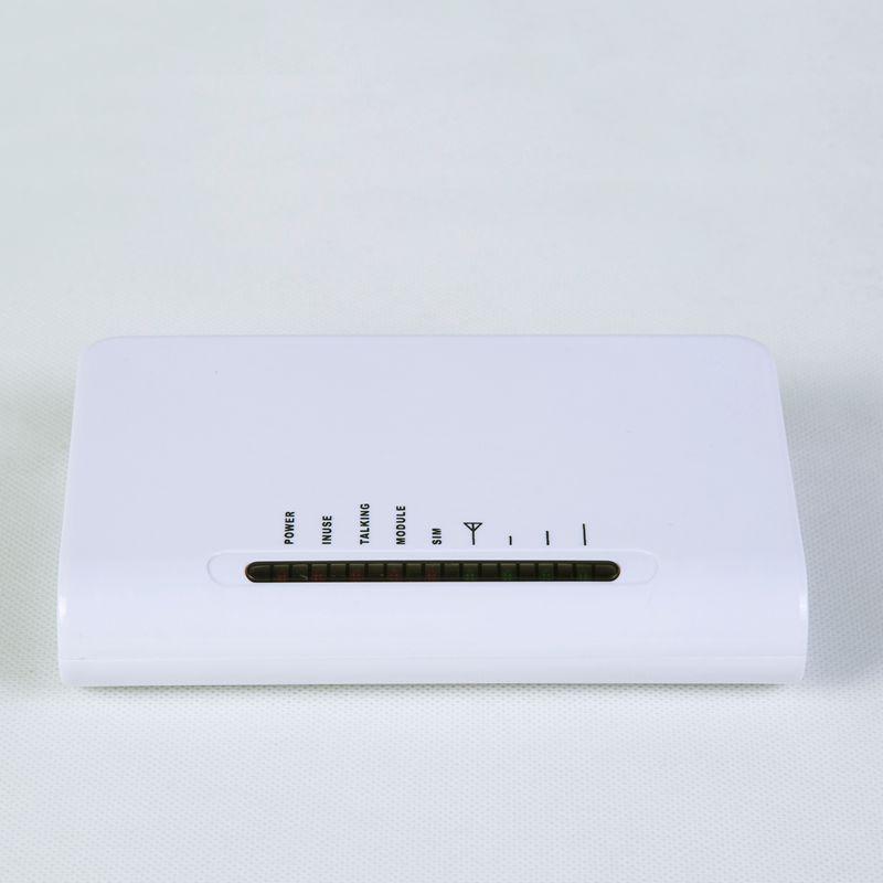 GSM 900 MHz / 1800 MHz Festes drahtloses Terminal-Gateway Conect-Tischtelefone oder Telefonleitungssystem mit SIM-Karte für Anrufe