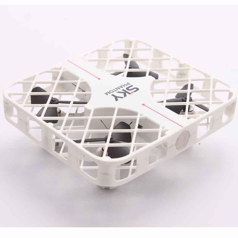 Mini Square 4CH UFO Nets Drones Remote Control RC Helicopters 777-382 Pocket Quadcopter Quad Copter Toys SYMA X5C X5SW X8C X8W