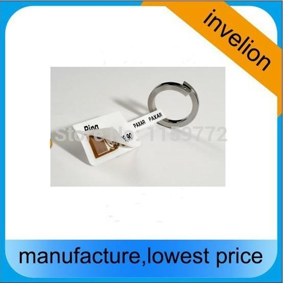 Wholesale Uhf Rfid Jewelry Tag Label Stickers Passive 840 960mhz Adhesive For RFID Management Electronic Key Card Locks