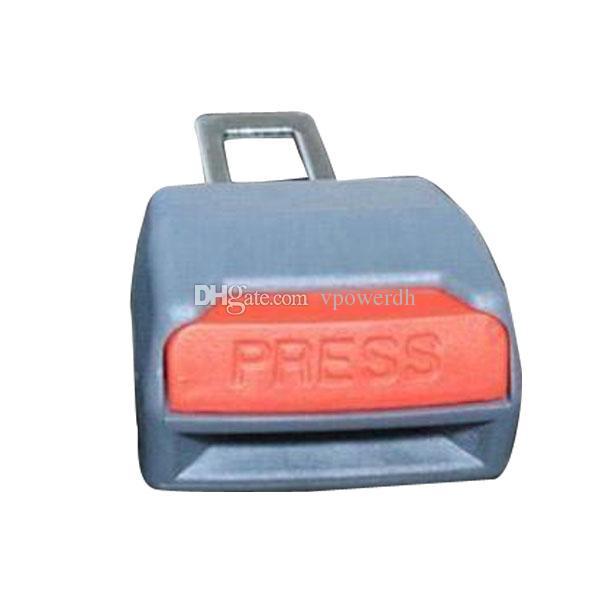 Preto Ou Cinza Ajustável Cinto de Segurança Cinto de Segurança Do Carro Universal Clip Extensão M00010 VPWR