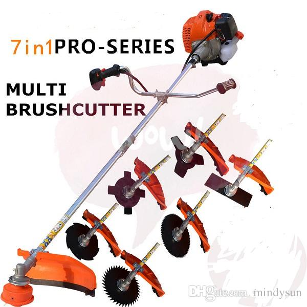 2018 New model brush cutter,grass trimmer,several blades as bonus