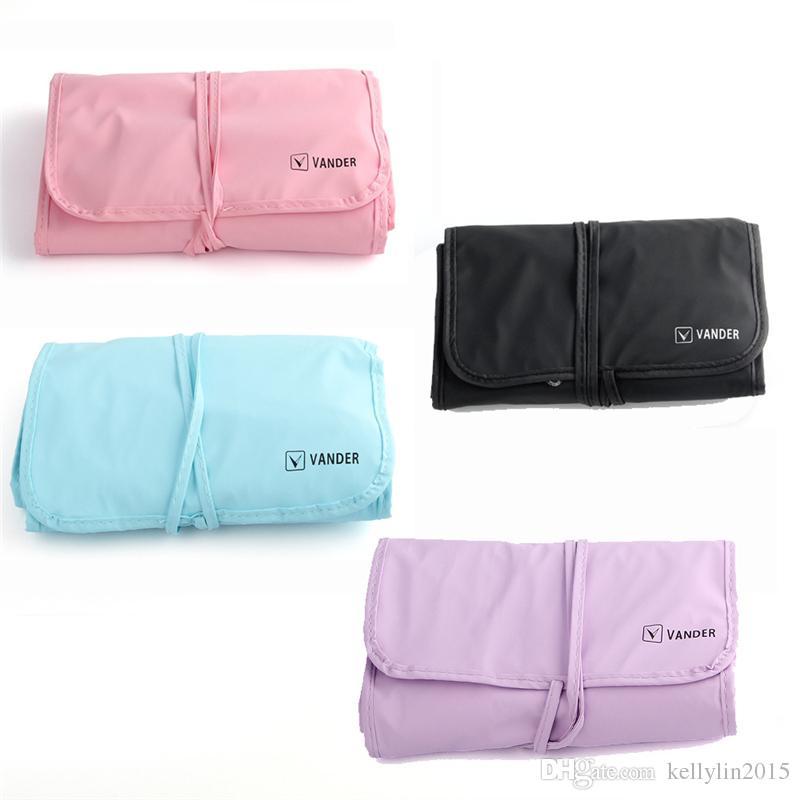 VANDER Makeup Brushes Sets Foundation Blush Eyeshadow Lips Brush Professional Multipurpose Make up Brushes Kit with Cases Bag