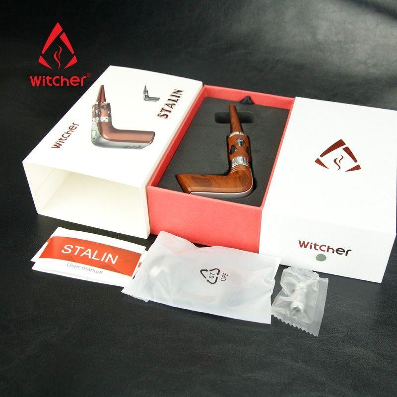 Tecnologia Rofvape E-Cigarette Epipe Stalin 60W con tecnologia di abbattimento dei vapori con kit serbatoio Rda da 3,0 ml