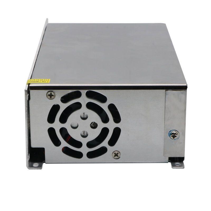 Petit volume 12V 40A 480W Alimentation à découpage Pilote pour écran à LED Light Strip AC110-220V Usine Fournisseur Livraison gratuite