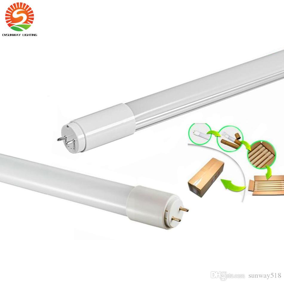 2016 Wholesale T5 Led Tube Lights G5 1200mm 4ft Smd2835 20w 2400lm Ultra Bright Lamp For Ac230v Super Tubes Ac 85 265v Bulbs Online With