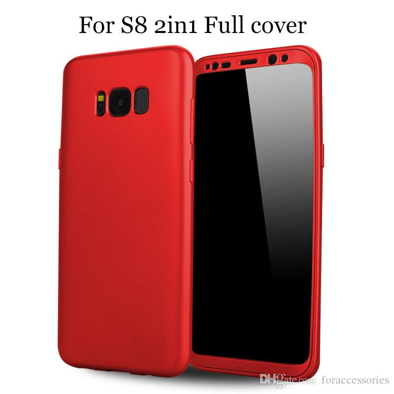 samsung phone back. cool 360 degree full cover goophone case hard back chinese red cellphone 2in1 for iphone 6 6s 7 8 plus samsung s8 glitter cell phone cases