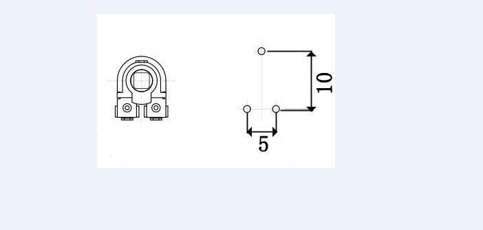 Original packing adjustable resistor carbon film line regulation-resistance ptc thermistor sr-085-104 100k
