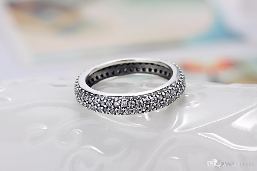 2017 apressado venda mulheres partido rodada anillos endeli atacado europa anel de moda jóias fit pandora 925 anéis charme retro