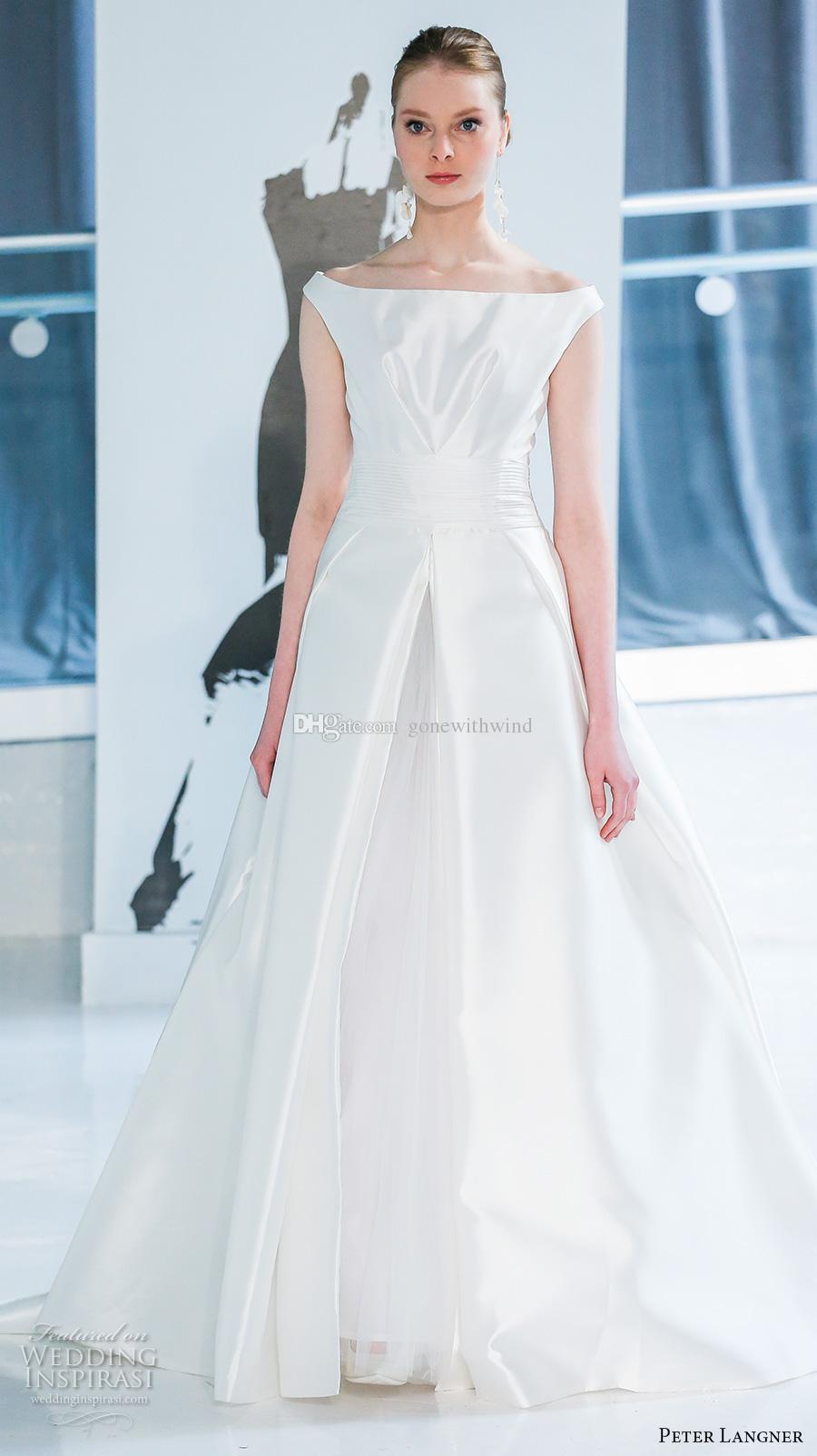 Ziemlich Einfacher Einbau Brautkleider Bilder - Brautkleider Ideen ...