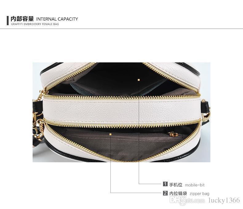 2016 Moda Bayanlar Püskül Makyaj Çantaları Depolama Fermuarlı Kadın Kozmetik Çanta Kılıfları Çok Fonksiyonlu çanta Ücretsiz kargo